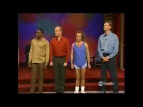 Whose line is it richard simmons