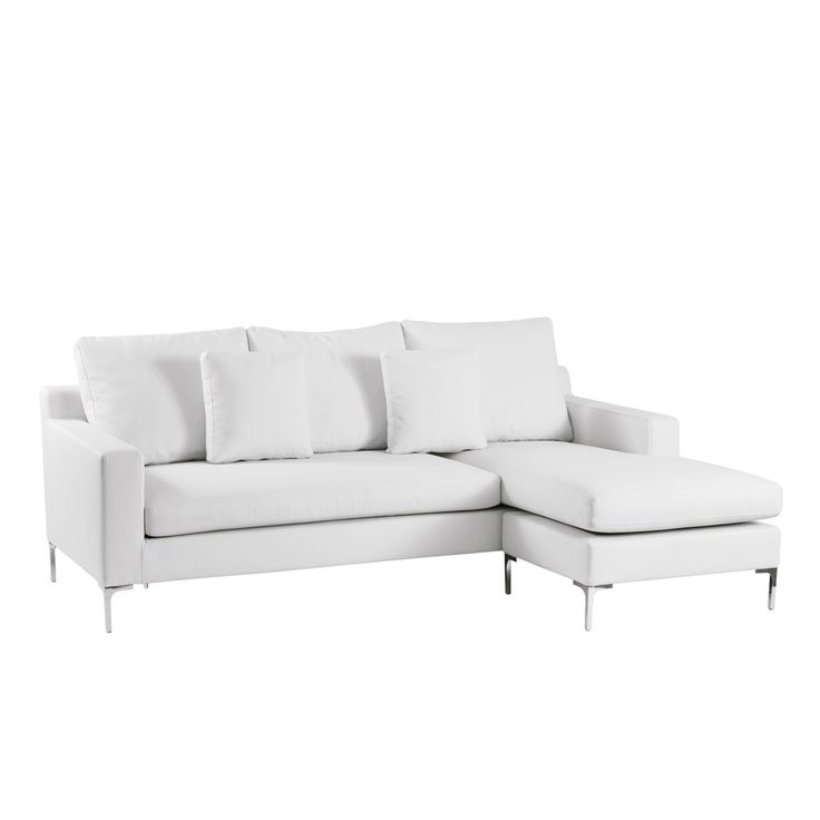 White corner sofas; a sign of elegance, pureness, and style
