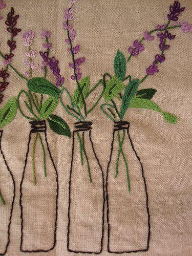 Crafting inspiration: Mais jarrinha florida! | Flickr - Photo Sharing!: