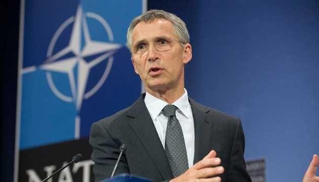 NATO a anuntat joi o consolidare a prezentei sale navale în Marea Neagră în cadrul strategiei sale de descurajare ca reactie la atitudinea considerată amenintătoare a Rusiei