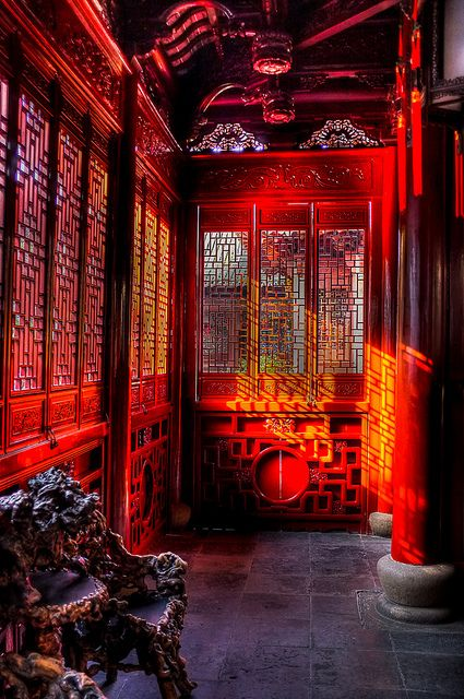 ~~Sunlight Coming in, Yuyuan Gardens, Shanghai, China by Snark Photo~~