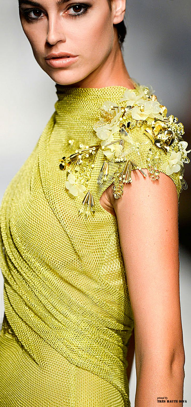 Abed Mahfouz Fall Winter 2014 Couture jaglady