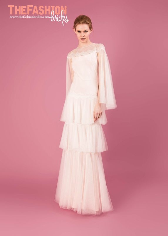 Muscat 2017 Spring Bridal Collection | The FashionBrides