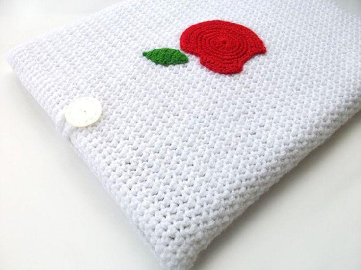 Neve bianco MacBook Pro/Air Manica 13 pollici di dudush su Etsy