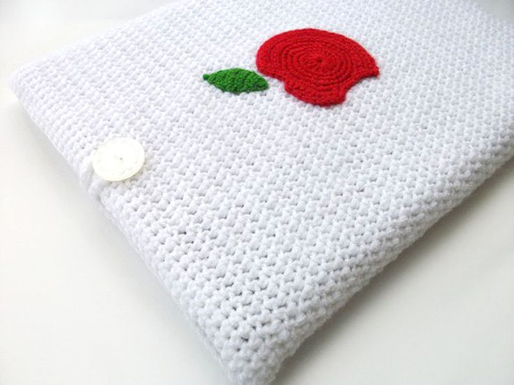 Crochet Ipad Case