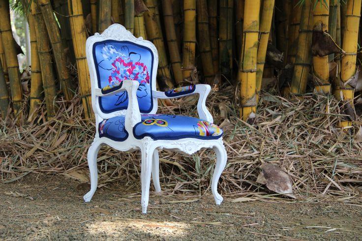 New And Exclusive Armchair By Alkaravan Design Vintage