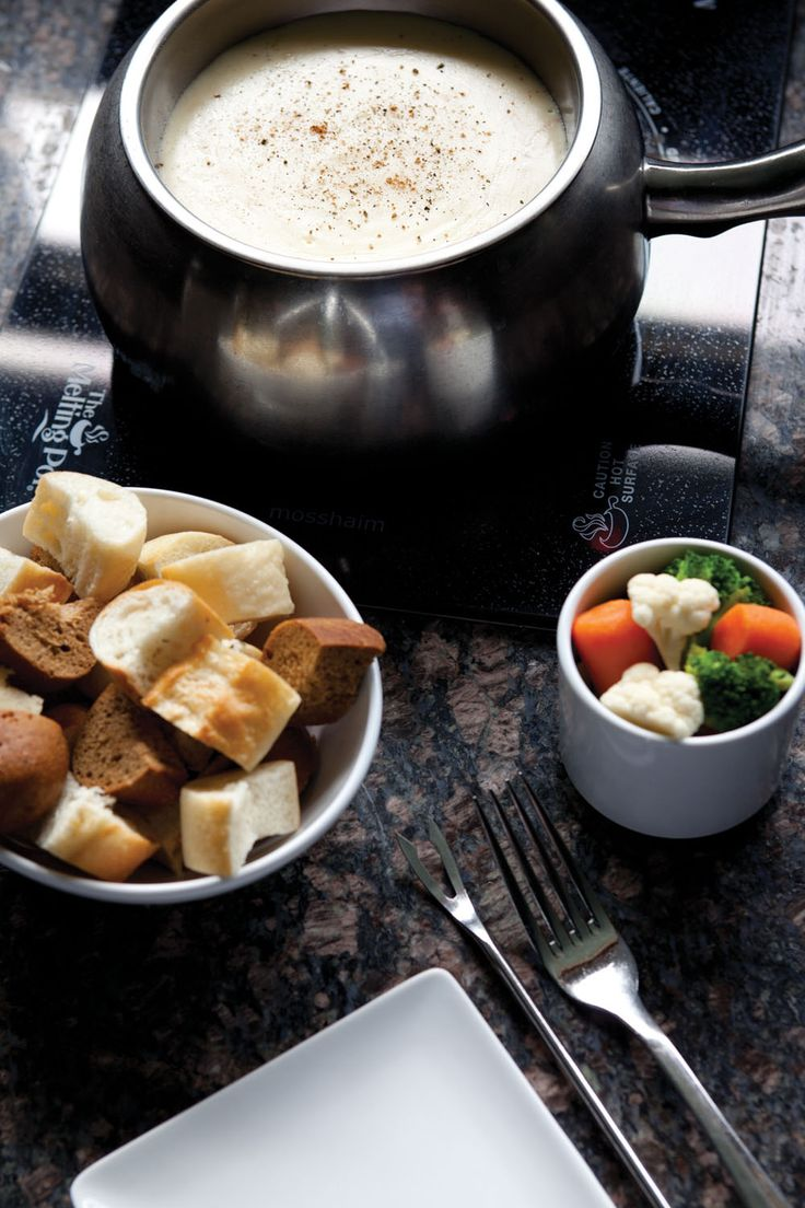 Three Fondue Recipes From The Melting Pot - Cabin Living