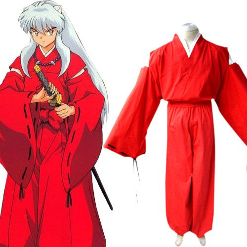 InuYasha Coplay China Wholesale Boy�s Halloween Costume Discount For Sale
