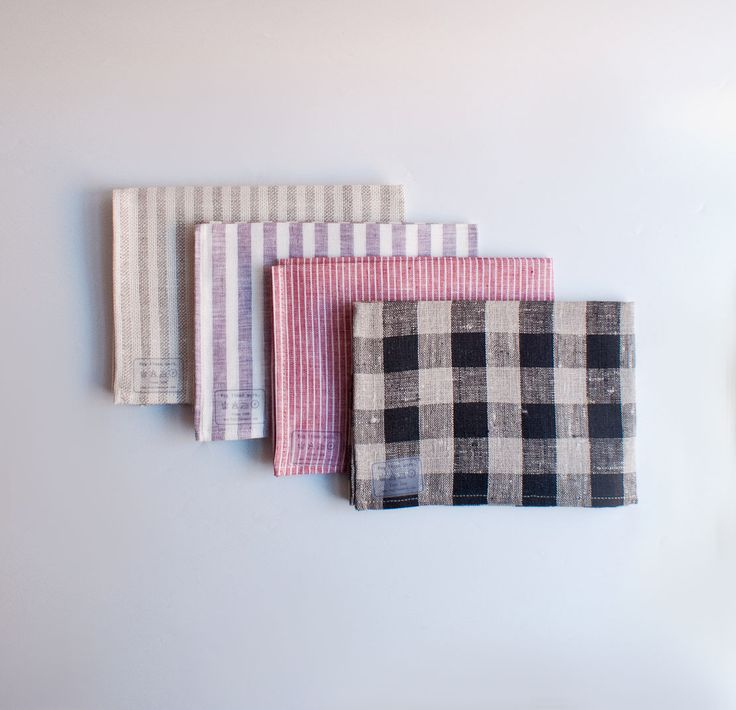 Fog Linen Work Kitchen Cloth