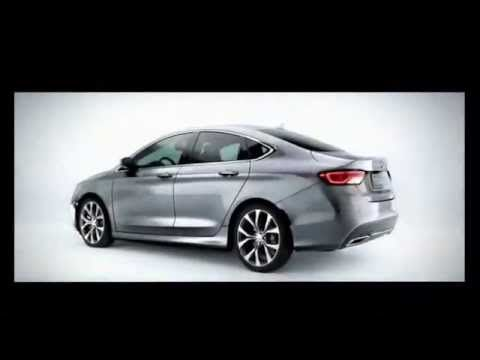Chrysler 200 Commercial 2015 HD