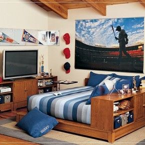 133 best Teen Boy Decor images on Pinterest | Architecture, Home ...