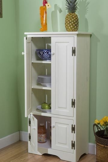 Narrow Storage Cabinets Can Make The Most Of Your Limited