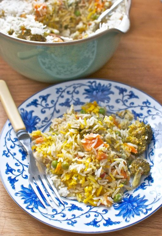 Biryani de verduras, receta de la India con Thermomix « Thermomix en el mundo (Para la semana)