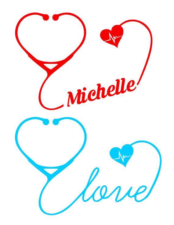 Best 25 Nurse Stethoscope Ideas On Pinterest