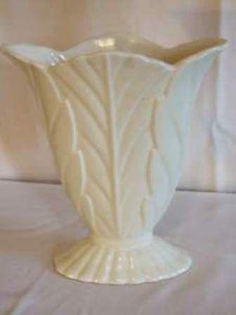 Vintage - Crown Ducal Bristol England Porzellan - Teekanne
