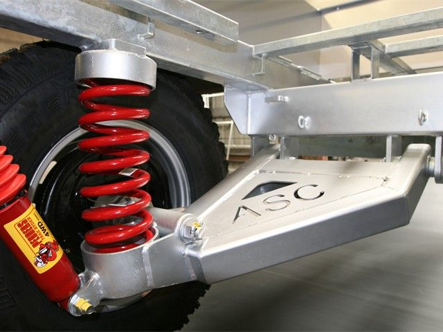 independent trailer axle - Google Search