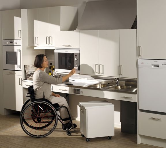 kitchen design for disabled 17 best images about universal design kitchens on 807