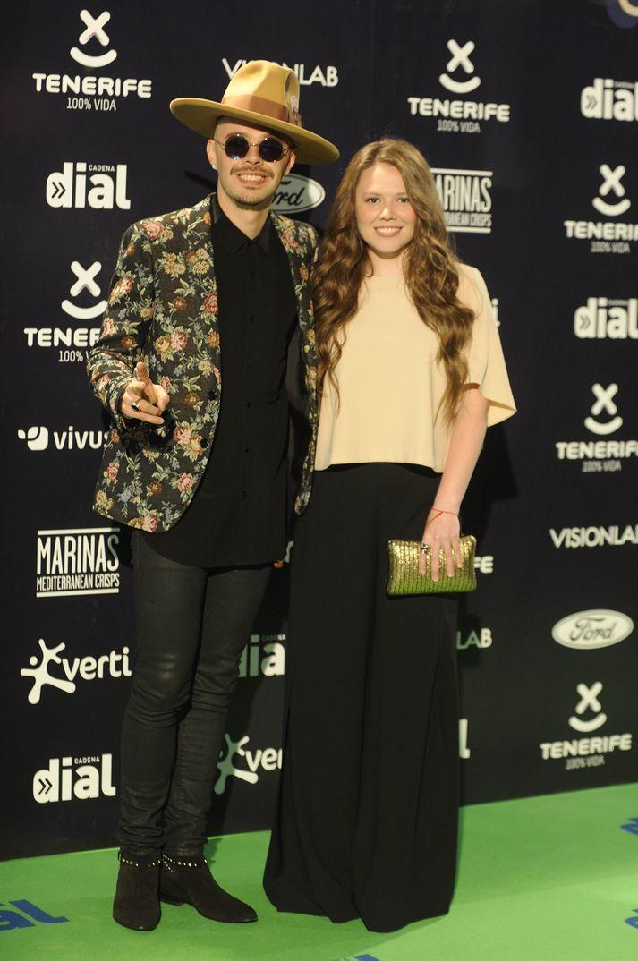 Premios Cadena Dial: Jesse y Joy