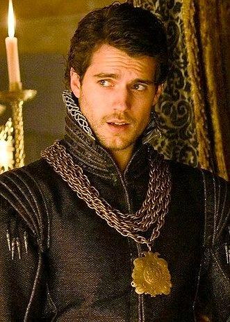 Henry cavill in the Tudors the show the had me at helloooo ;)