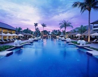 Koh Sumai resort.