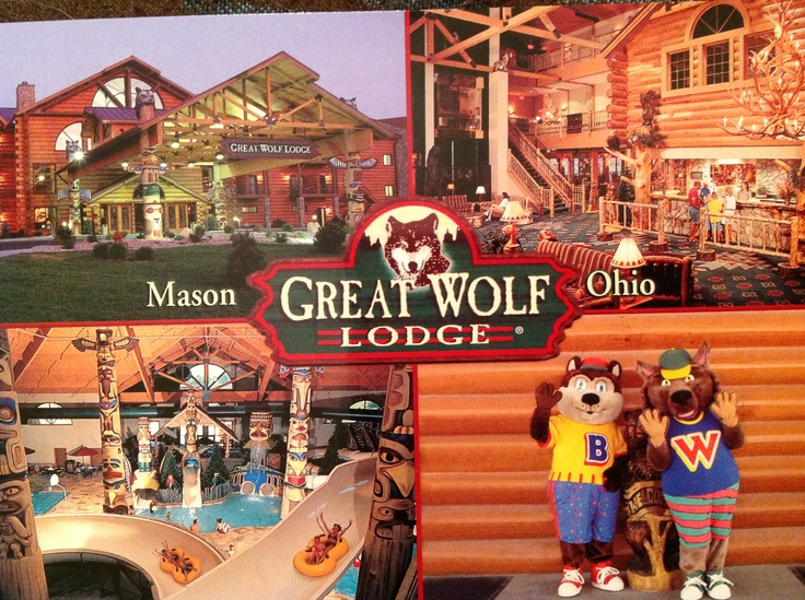 Great Wolf Lodge ~ Mason, Ohio