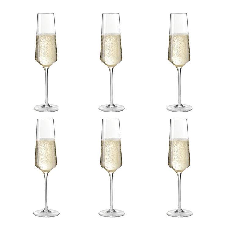 In deze Leonardo Puccini glazen komt wijn nóg beter tot z'n recht: de kelk is zo ontworpen dat de smaak van de wijn perfect tot uiting komt. De moderne glazen zijn gemaakt van kristalhelder Teqton-glas, waardoor de wijnglazen krasvast zijn!