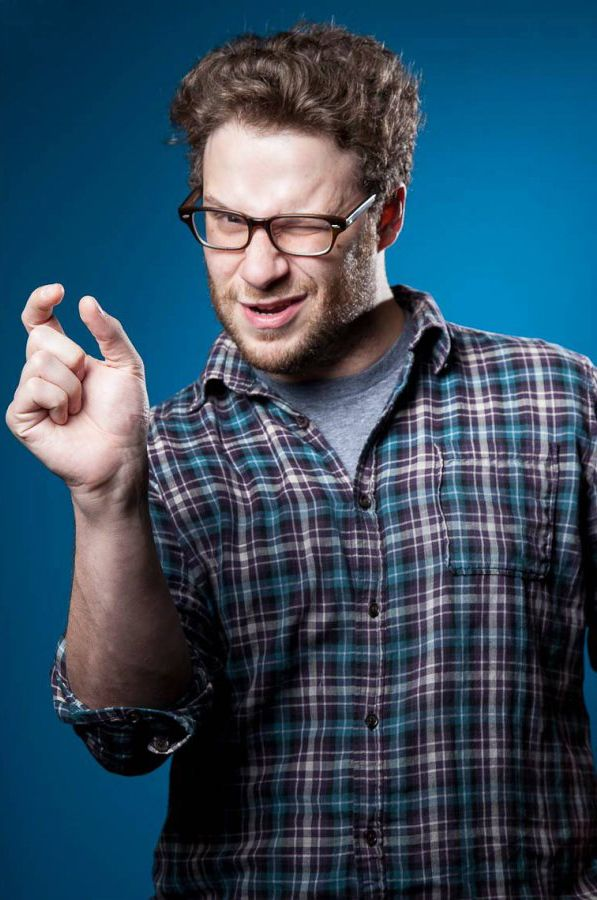 Seriously, to those of you on here. Im spamming your feed with adorable Seth Rogen pictures.