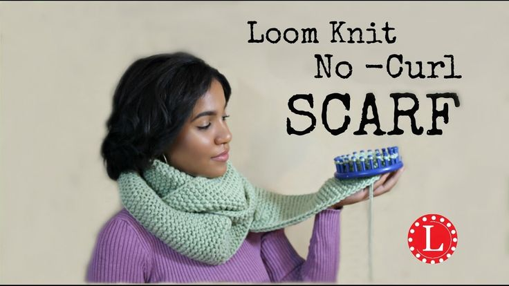 Knitting Stitch To Prevent Curling : 2701 best images about Loom Knitting Tutorials - Patterens on Pinterest