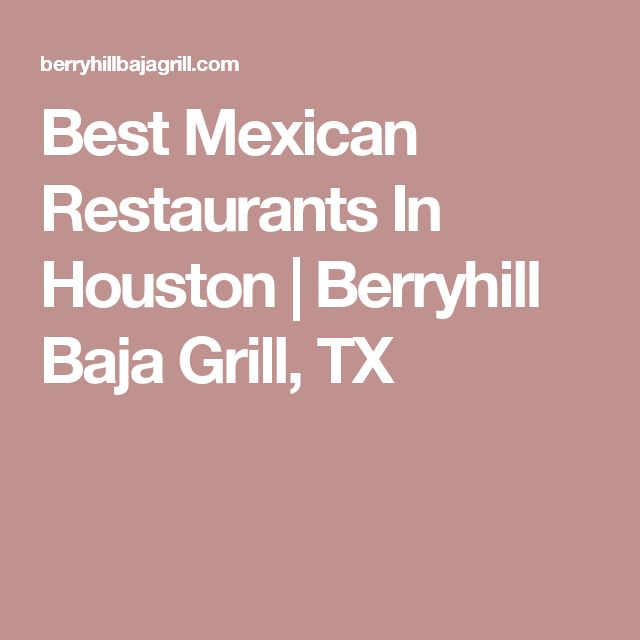 25+ Best Ideas About Mexican Restaurants On Pinterest