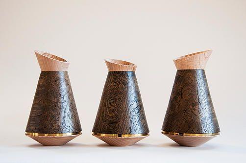 Laurence Brand  Designer Maker  Vessels