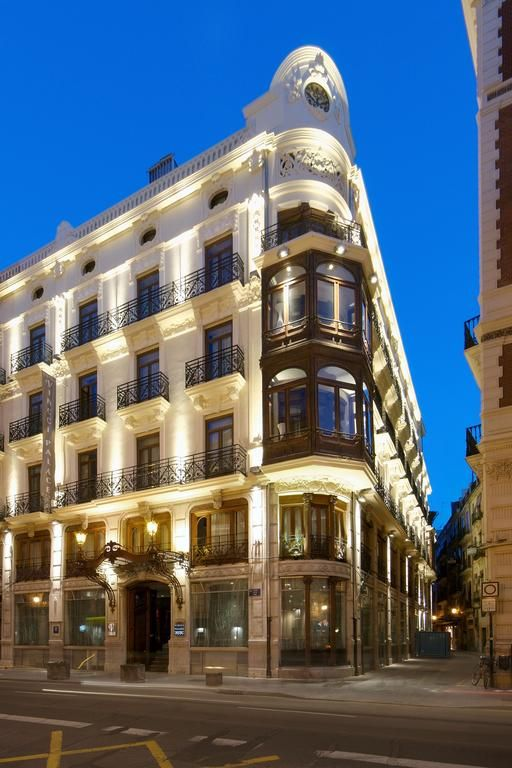 Hotel vincci palace valencia spain boutique hotels for Top design hotels valencia