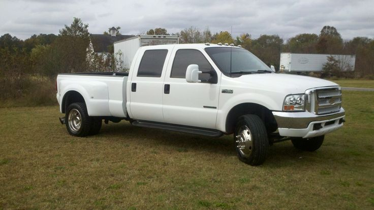 2000 FORD F-450 CREW CAB 7.3 POWERSTROKE DUALLY FOR SALE ...