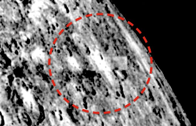 UFO SIGHTINGS DAILY: Giant Structure On Surface Of Mercury, Feb 2014, -VIDEO-UFO Sighting News.