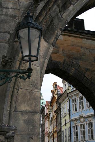 Prague Street Lamp