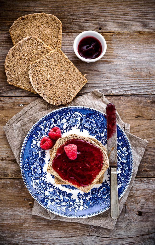 Wheat Bran Bread - bran bread - ricetta pane di crusca - bran bread recipe - OPSD blog - food styling - food photography - © sonia monagheddu