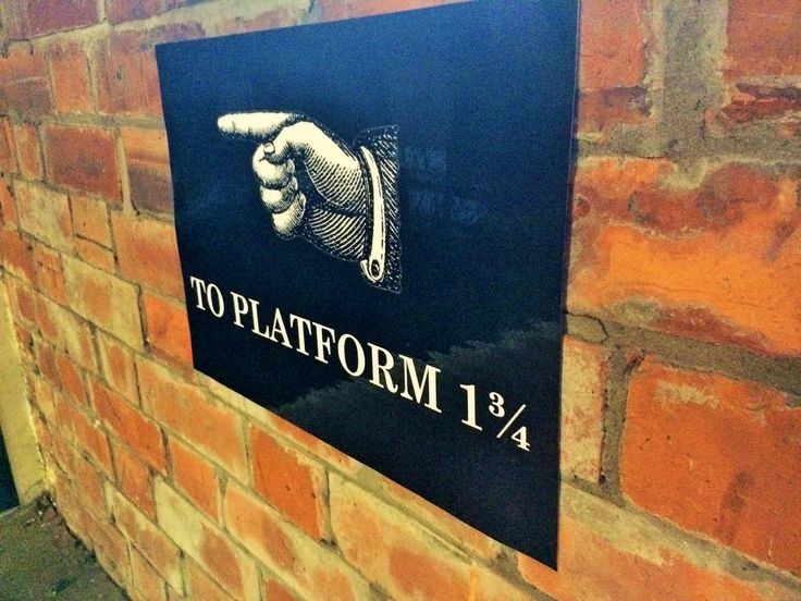 Great little sign at Heaton Chapel station