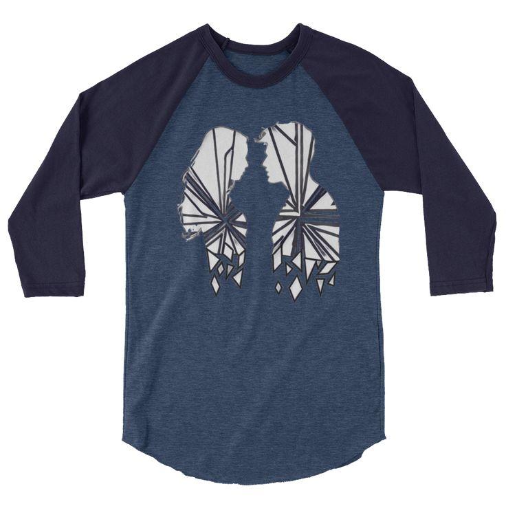 Social Anxiety Raglan Shirt