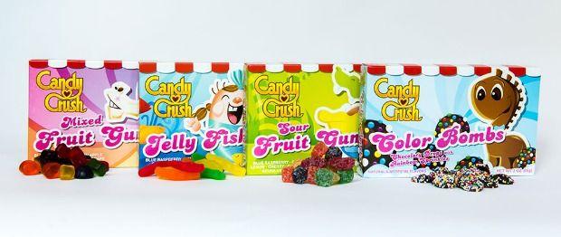Candy Crush lanza al mercado real sus propios carmelos. http://www.publicities.es/2013/11/17/candy-crush-saga-lanza-al-mercado-real-sus-propios-caramelos/