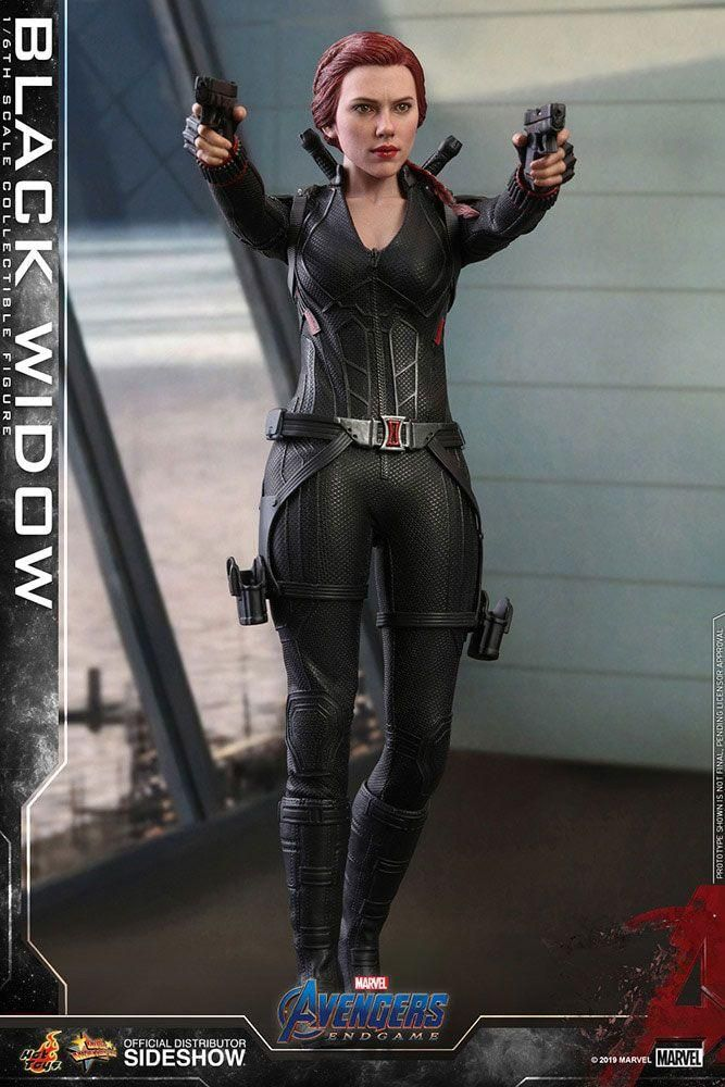 Hot Toys Avengers Endgame Black Widow 1 6 Action Figure In 2020 Black Widow Marvel Black Widow Avengers Avengers Outfits