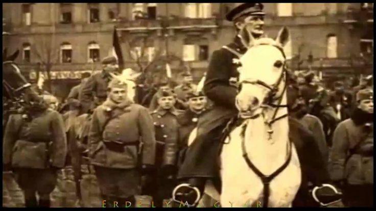 Horthy Miklós budapesti bevonulása 1919. november 16-án - YouTube
