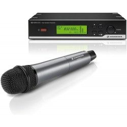 Sennheiser XSW 35 Wireless Microphone: Handheld Vocal and Presentation Set (http://www.djcity.com.au/sennheiser-xsw-35-wireless-microphone)