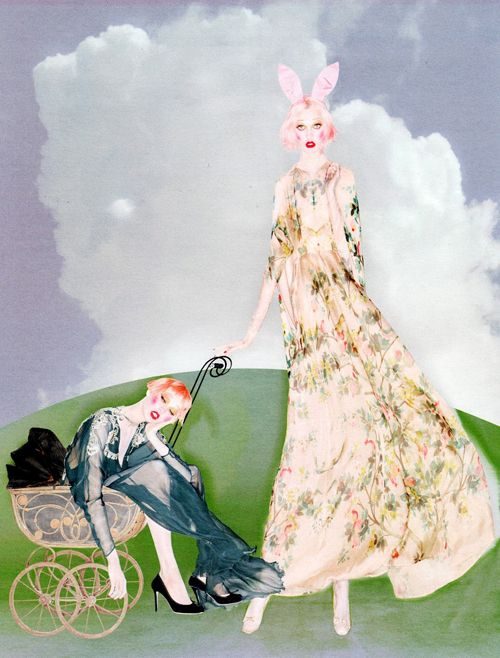 Karlie Kloss | Nick Knight | W October 2012 | SweetEscape