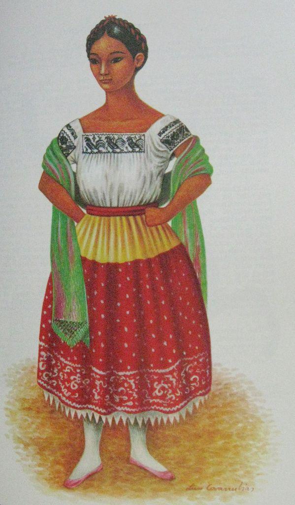 China Poblana Mexico | by Teyacapan