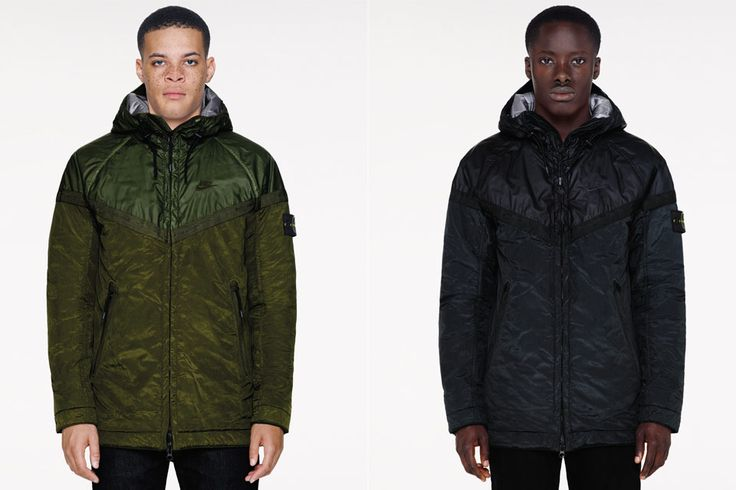 Newly offered up from NikeLab is a collaborative collection alongside Stone Island.