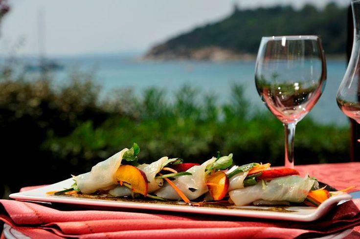 La Bitta Restaurant - Arbatax (OG), Sardinia http://www.hotelsinsardinia.org/gastronomy/restaurants/sea-view/