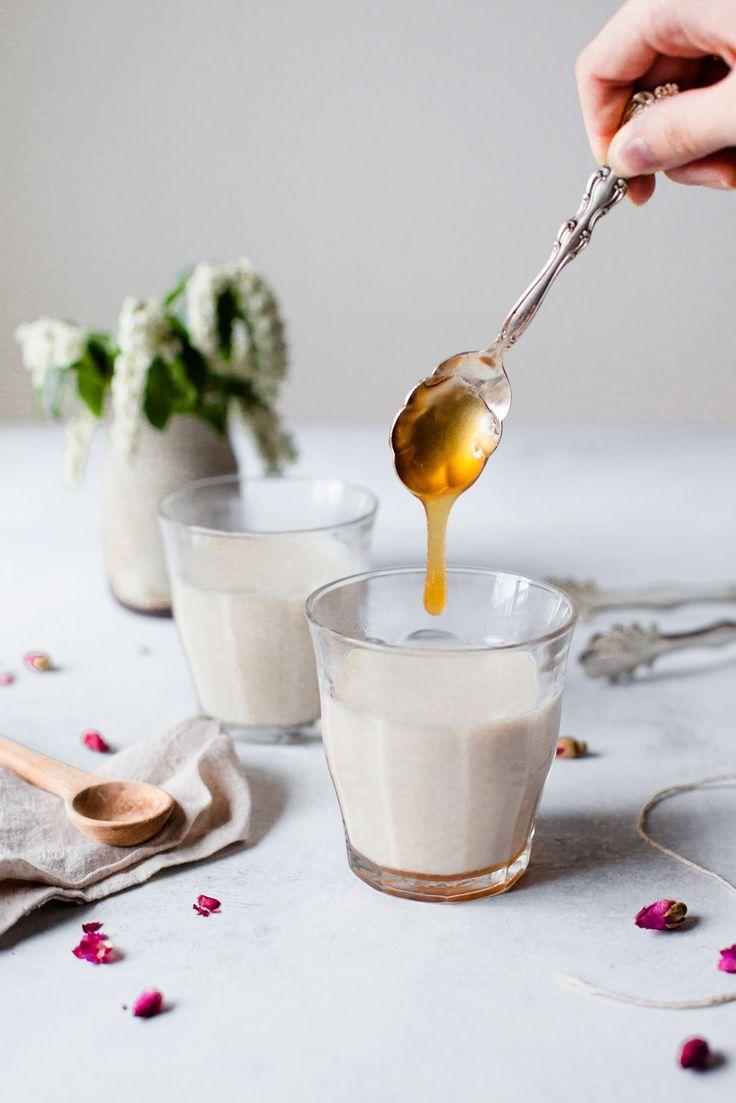 Rose Tea Latte by Kayleigh Kosmas