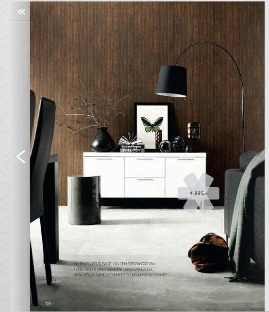 Bo Concept catalogue
