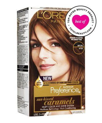 Best Hair Color Product No. 11: L'Oréal Paris Superior Preference, $9.99