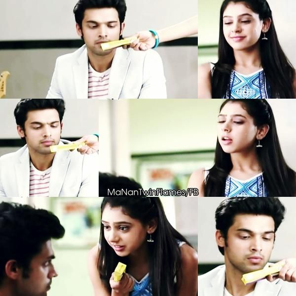 HAHA! Ointment for burning sensation called jealousy! Nandini Murthy being ultimate teaser! :P
