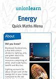 Quick Maths Menus are a set of leaflets that look like takeaway menus but have easily digestible maths activities. The leaflets have been designed for union learning reps to use and have space to add contact details.